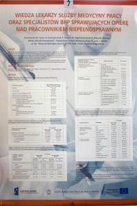 Sesja plakatowa XII Zjazd PTMP 2012 r.