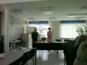Spotkanie Konsultantów Wojewódzkich, Dyrektorów WOMP-ów i Członków ZG PTMP w dniach 23-25 maja 2013 r. w Solcu Kujawskim.