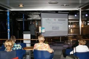 """Konferencja """"Ochrona zdrowia pracujących w Europie"""", Gdynia-Karlskrona, 01-03.06.2016r."""